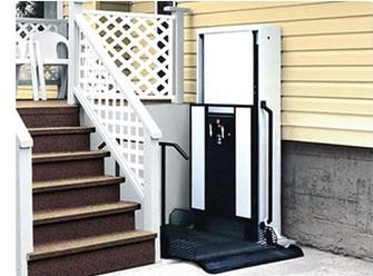 Wheelchair Platform Lift Trus-T-Lift