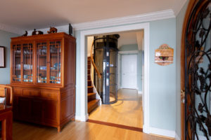 Home Elevator in Chevy Chase