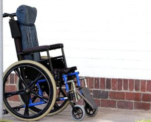 wheelchair-friendly signature elevators