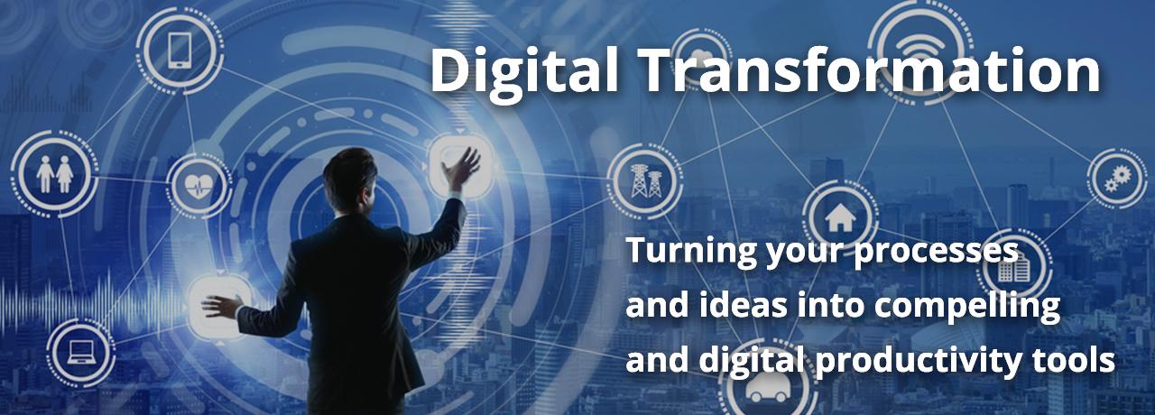 Aeegle Digital Transformation
