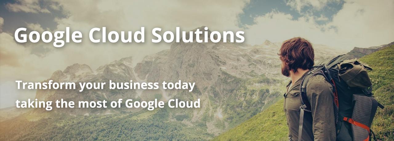 Aeegle Google Cloud Solutions