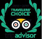 Traveler's Choice 2013-2019