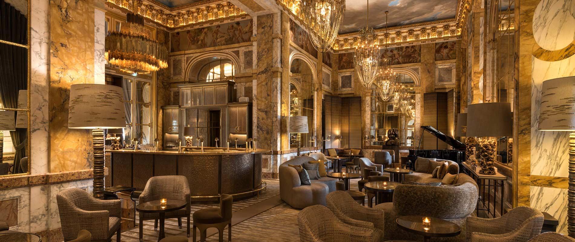 Affluency, Unique by Design - Hôtel de Crillon, Paris - A Timeless Taste of Grace and Grandeur