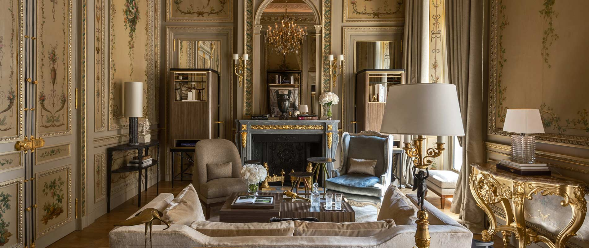 Hôtel de Crillon, Paris - A Timeless Taste of Grace and Grandeur