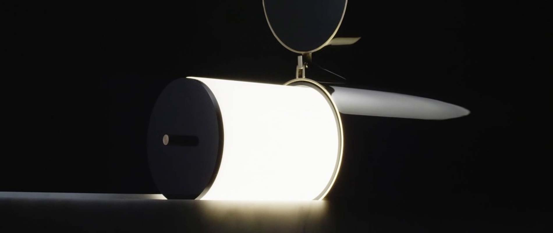 dcw editions, isp lamp