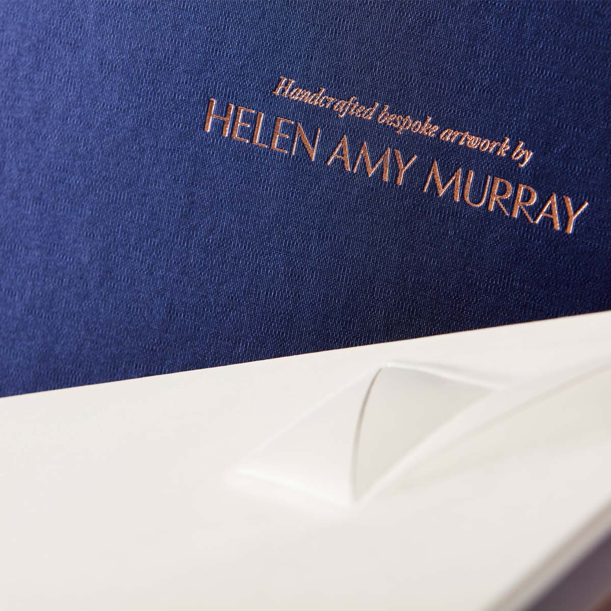 helen amy murray, bespoke leather elevated to art