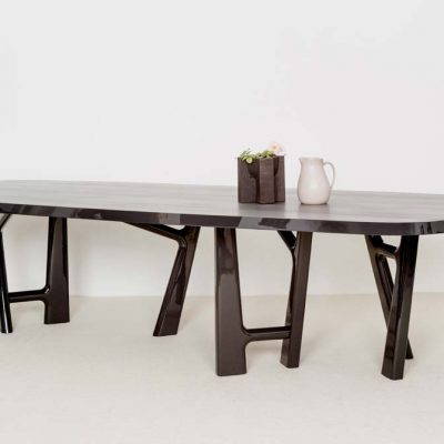 YBU Dining Table by Christophe Delcourt