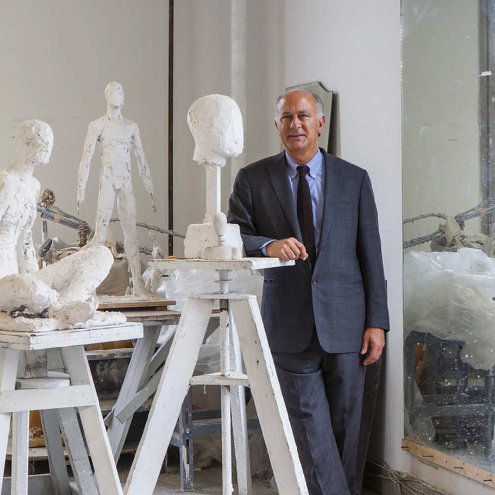 Visionary and daring: how Ralph Pucci took a gamble with dull mannequins and as a result, became a household name in Luxury Furniture Design