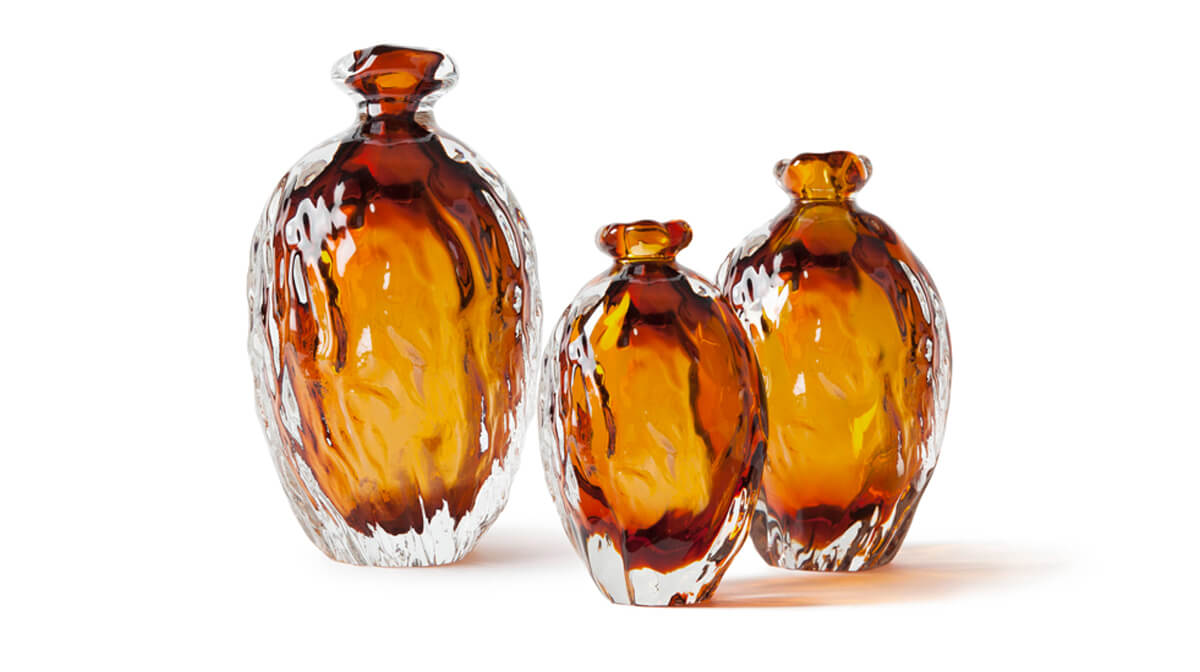 Dattero Murano Blown Glass monoflower vase by Stories of Italy- AFFLUENCY, Unique by Design - Asia's premier destination to discover and shop online for Luxury furniture, unique home decor and design masterpieces