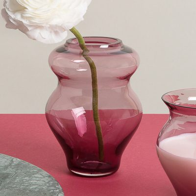 Anfora Murano glass vase by Stories of Italy - AFFLUENCY, Unique by Design - Asia's premier destination to discover and shop online for Luxury furniture, unique home decor and design masterpieces
