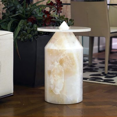 TOTEM - MMairo, the purity of Marble. Combining traditional handicrafts of luxury materials with a strong vision for essential aesthetics and unique pieces - AFFLUENCY, Unique by Design - Asia's premier destination to discover and shop online for Luxury furniture, unique home decor and design masterpieces
