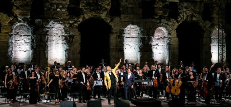 AFRICON Sponsors the Andrea Bocelli Concert – Odeon of Herodes Atticus