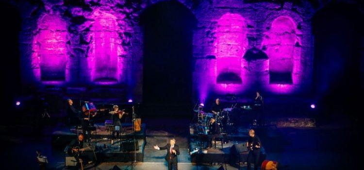 AFRICON Sponsors Salvatore Adamo – Vasilis Lekkas Concert for the IFG
