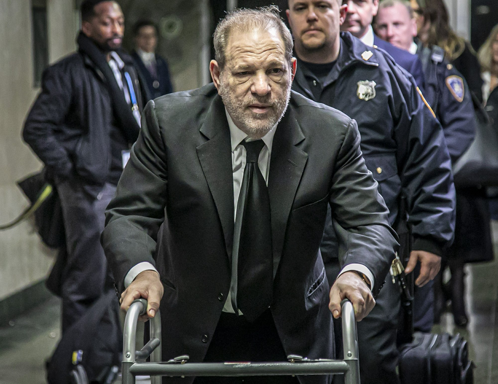 From Metoo To Trial A Look At The Fall Of Harvey Weinstein