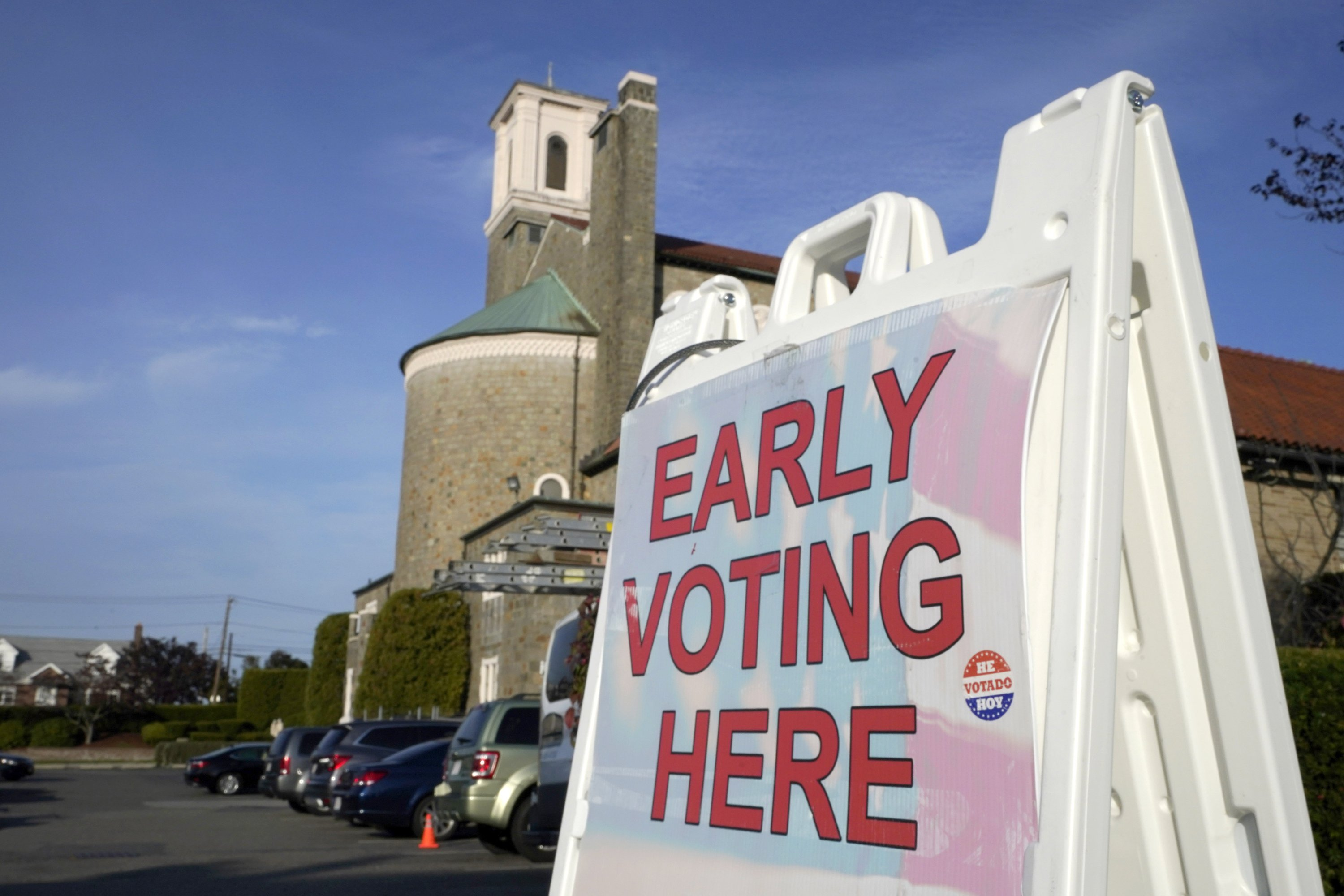 EXPLAINER: The unprecedented early voting, and what it means