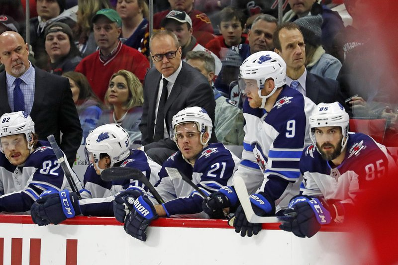 Winnipeg Jets Coach Paul Maurice Agrees To Extension