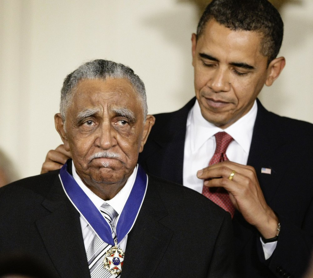 The Rev. Joseph E. Lowery, a veteran civil rights leader passed away at 98 years old