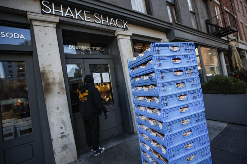 "Burger chain Shake Shack gets extra funding and decides to ""immediately return"" the $10 million paycheck protection loan it obtained through the CARES Act"