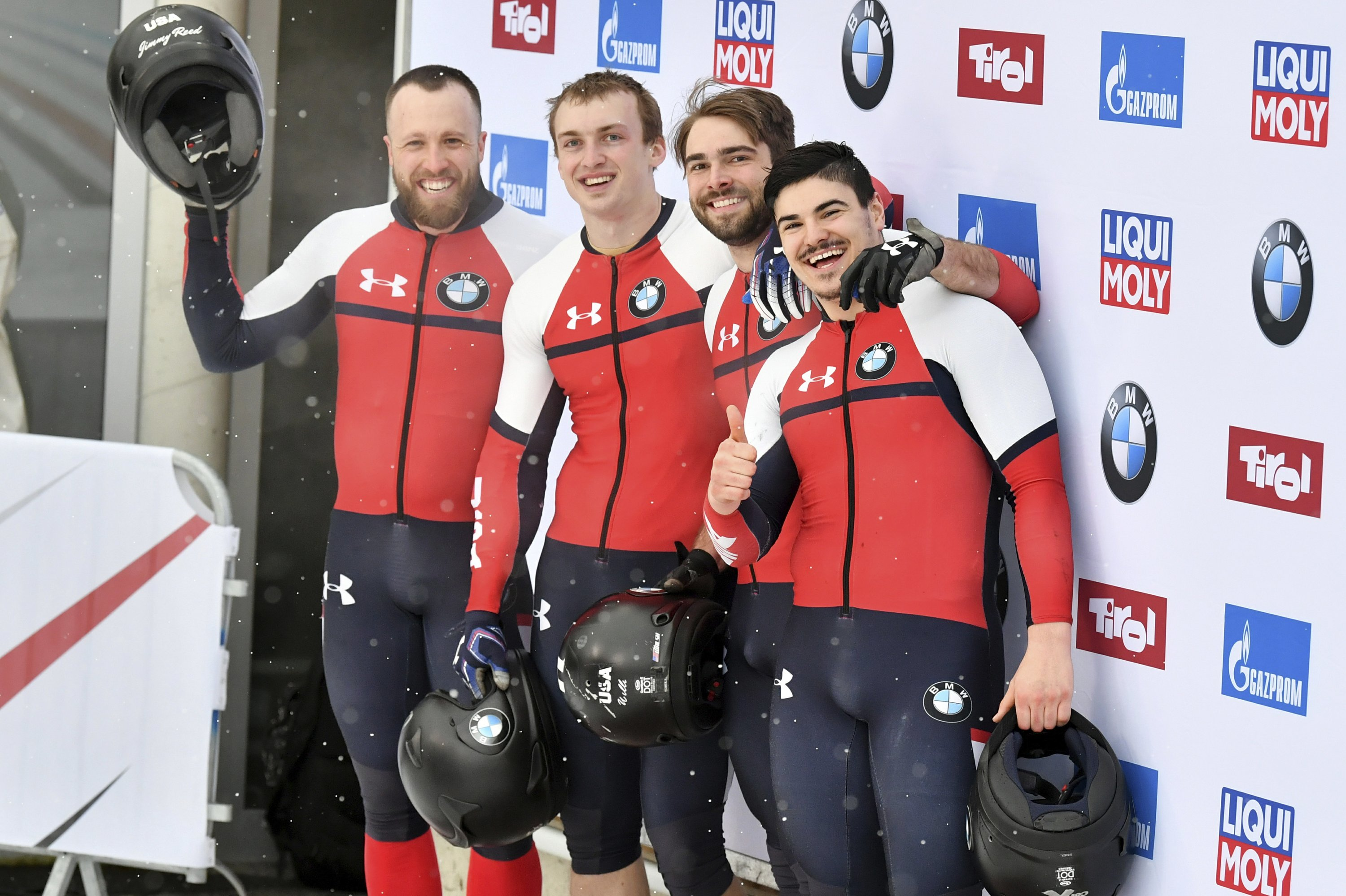 AP Interview: Aron McGuire hired as US bobsled-skeleton CEO