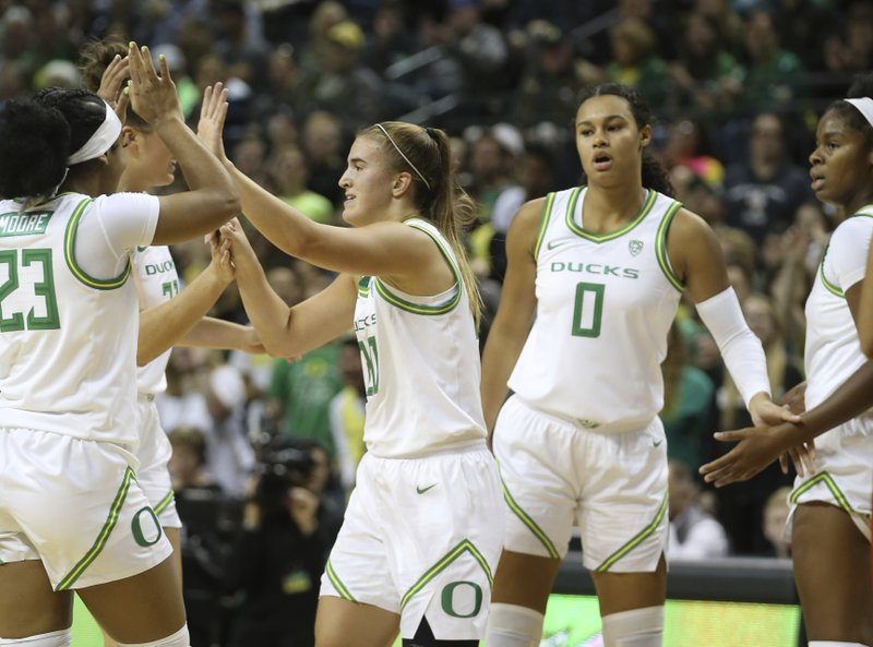 Oregon Stays Atop Ap Women S College Basketball Poll