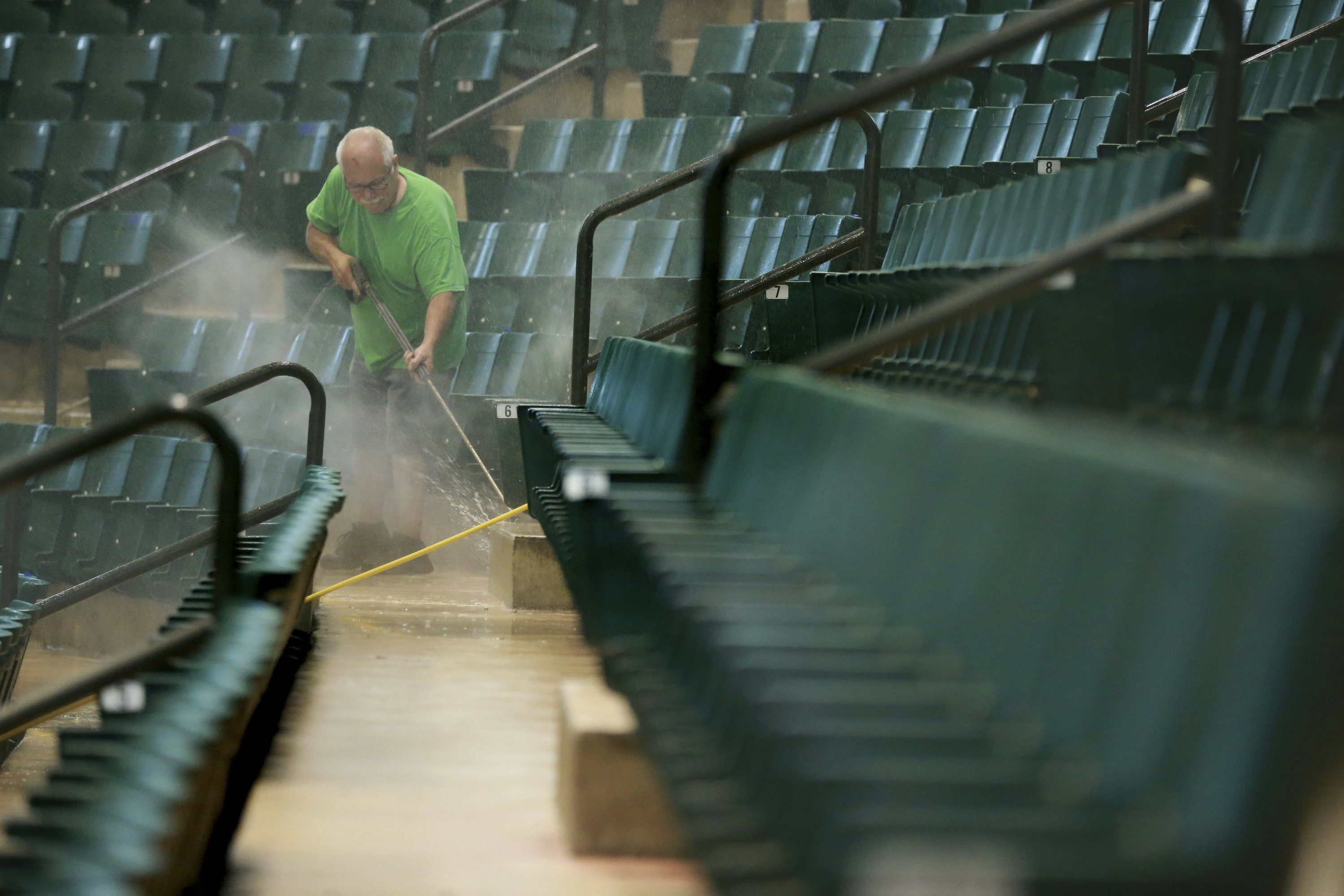 Expansion Renovation On Horizon For Bancorpsouth Arena