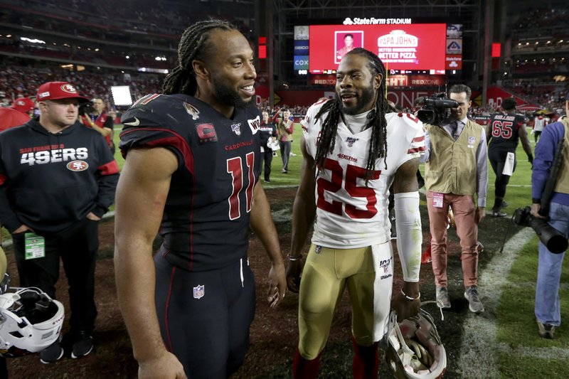 49ers Vs Seahawks With Sherman On Other Side Of Rivalry
