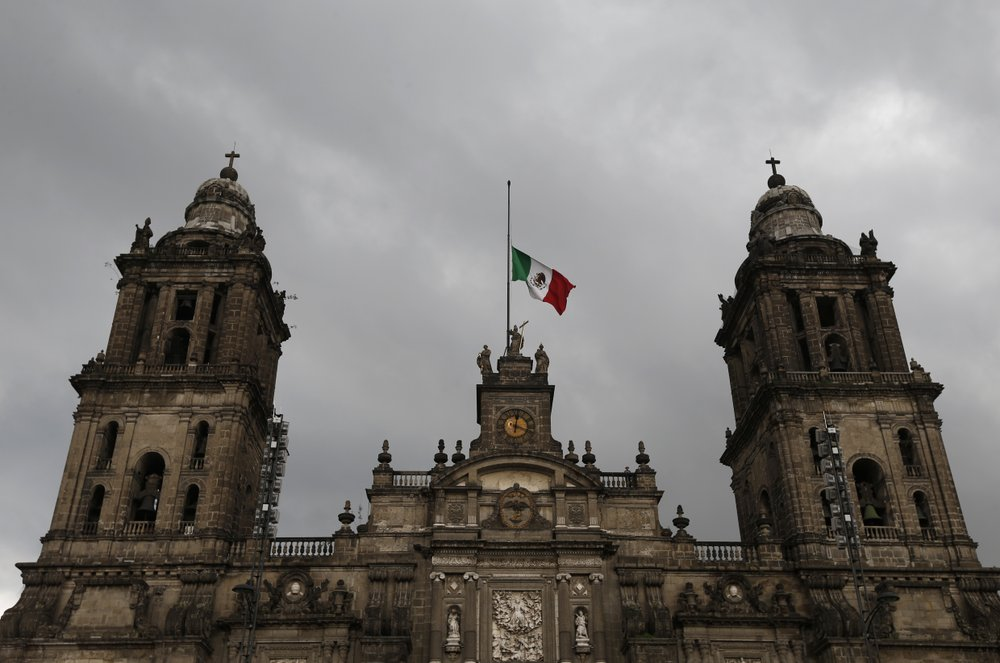 Vatican suspends its sex abuse fact-finding and assistance mission to Mexico in lite of spreading coronavirus which has now hit the Vatican