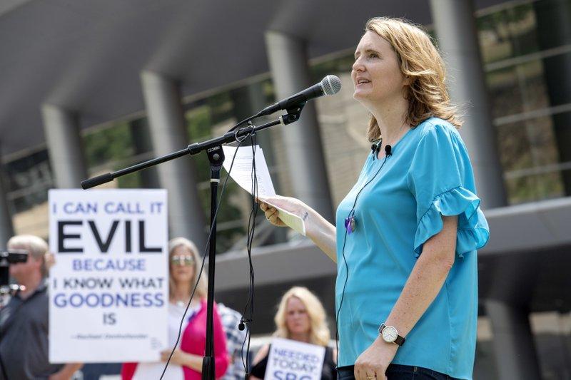 Sex abuse crisis tops agenda as Southern Baptists convene