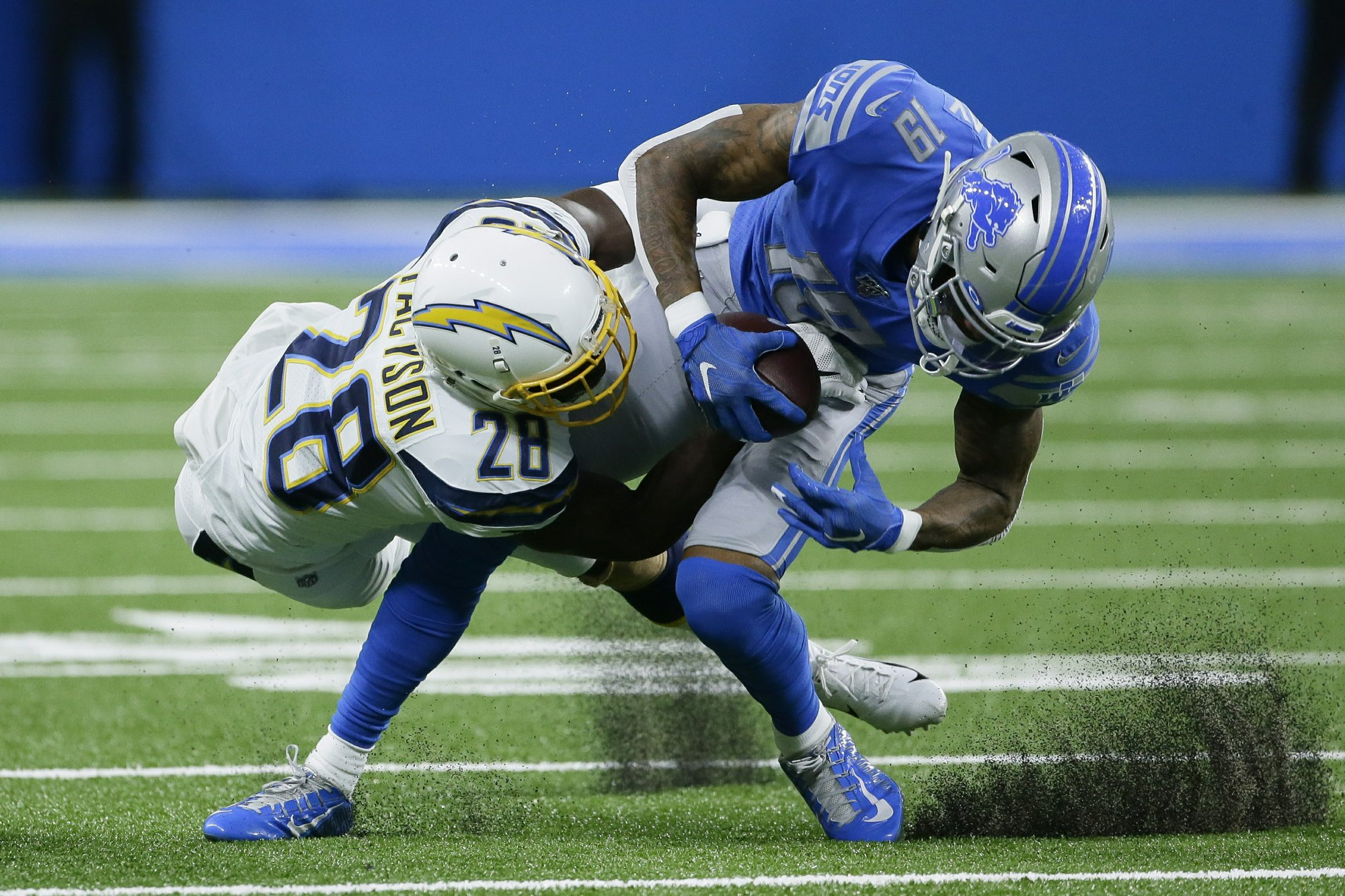 Major injuries already testing Chargers' secondary depth