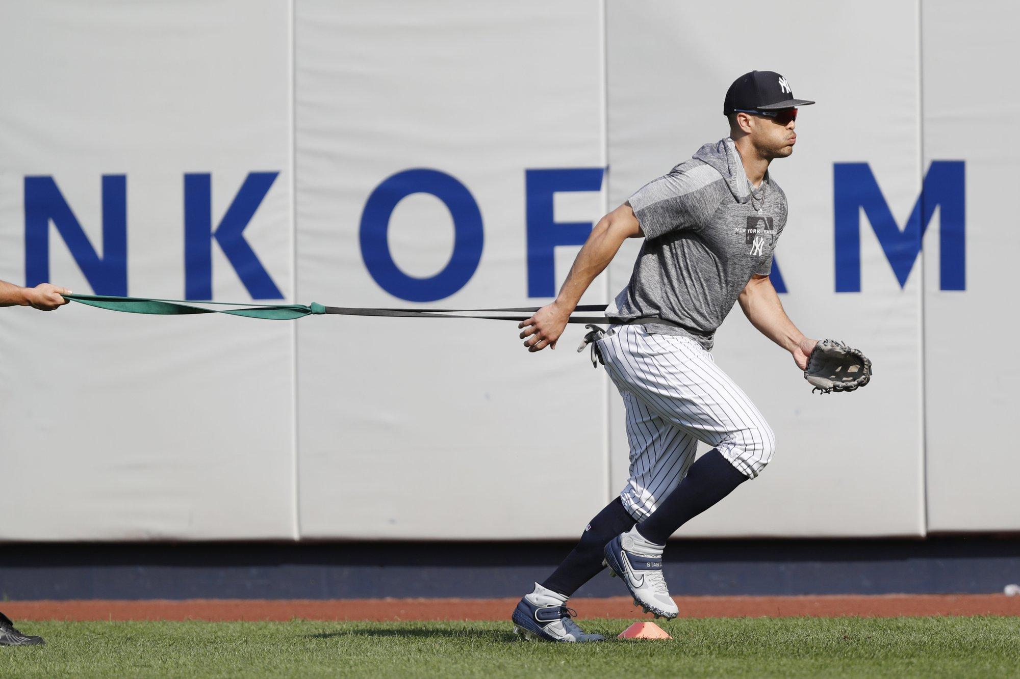 Stanton to increase batting practice ahead of return