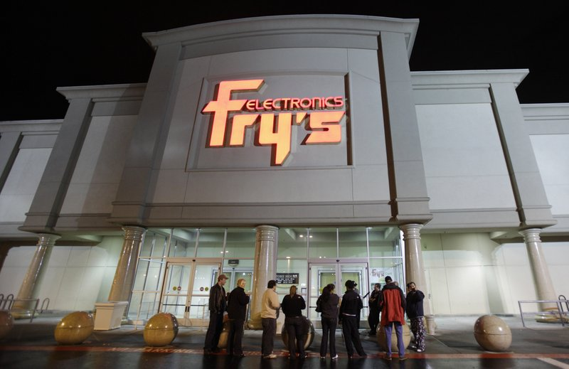 Fry's Electronics is to be no more