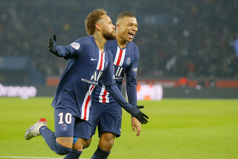 Neymar Mbappe And Icardi Score As Psg Beats Montpellier 3 1