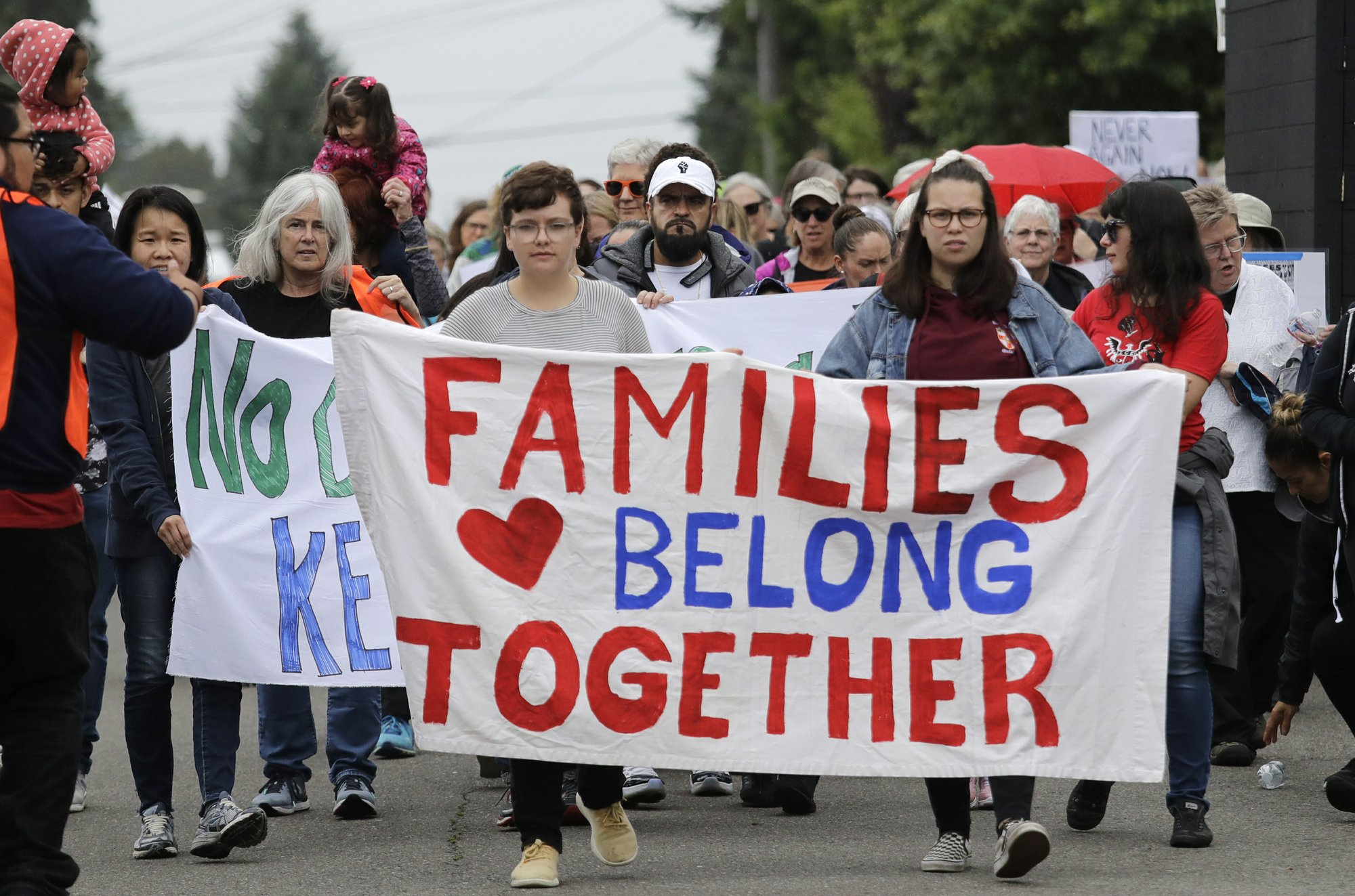 Across US, clergy mobilize to support vulnerable migrants