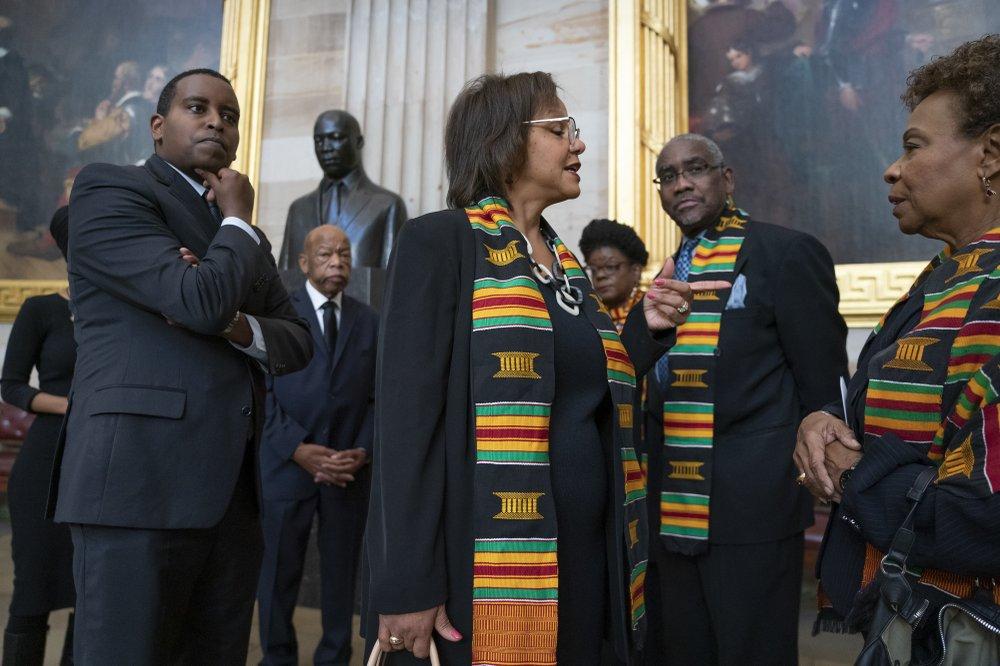 Congressional Black Caucus PAC backs Joe Biden