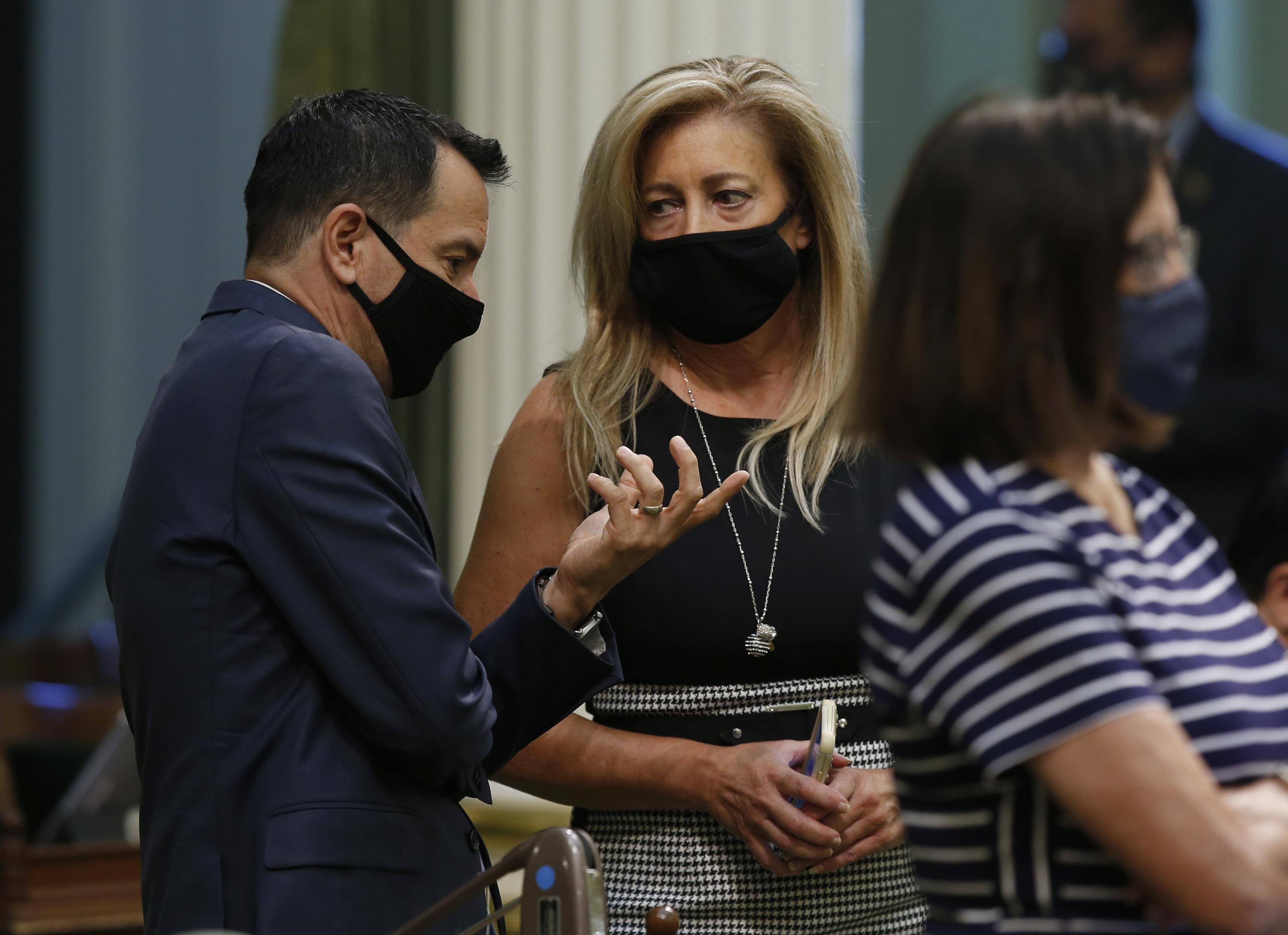 Virus, housing issues await returning California lawmakers