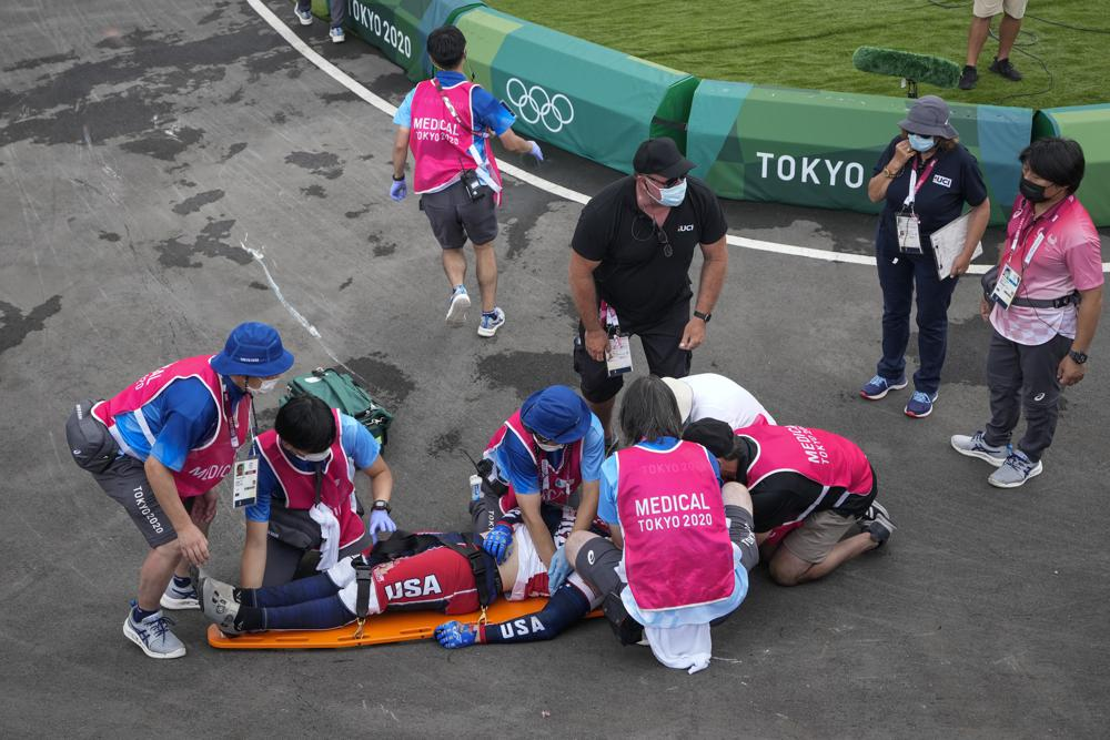 U.S. BMX Racer Connor Fields Moved Out of ICU After Suffering Brain Hemorrhage in Crash During Event at Tokyo Olympics