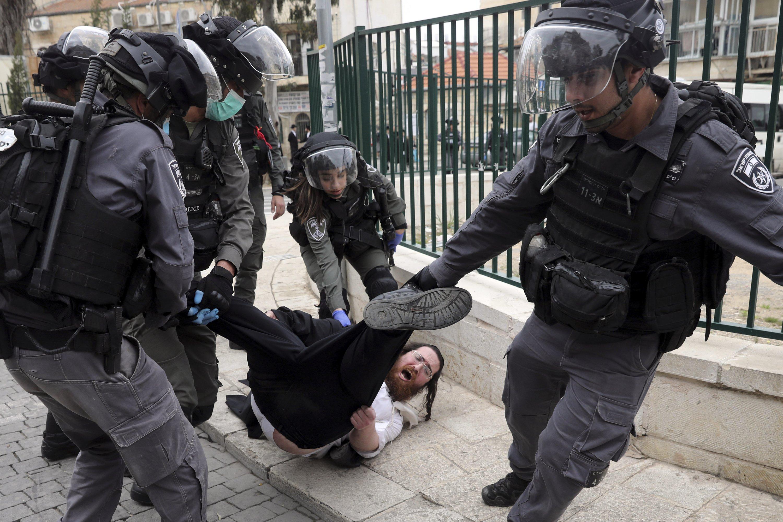 After ignoring warnings, Israeli ultra-Orthodox hit by virus