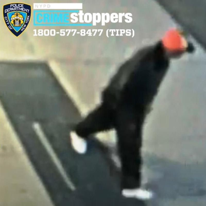 Police on the look-out for attacker who repeatedly kicked Chinese American man in head