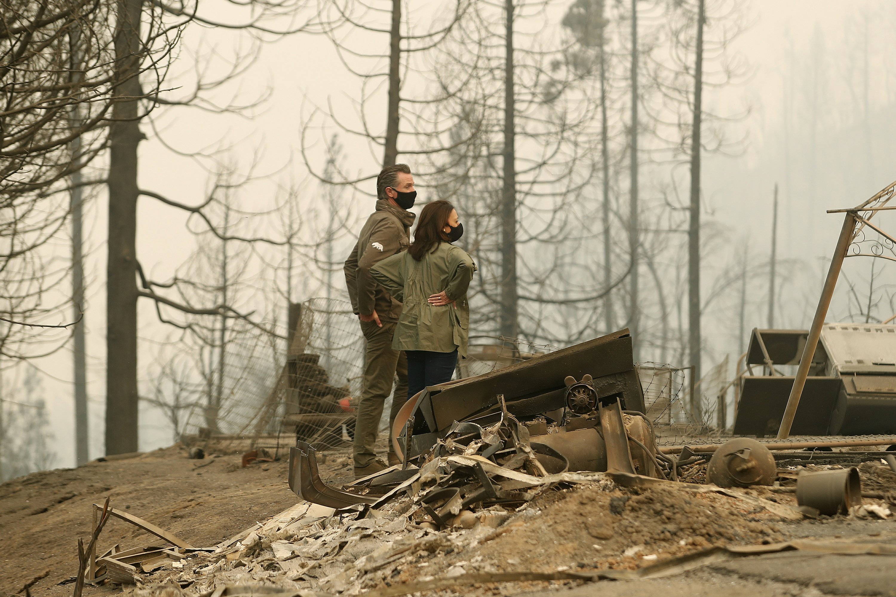 States Where Wildfires Caused the Most Damage - 24/7 Wall St. |Wildfire Damage