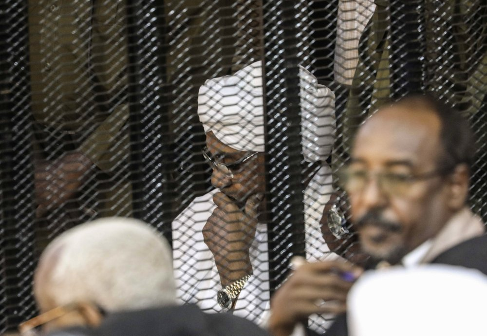 Official says Sudan to hand over officials wanted by ICC