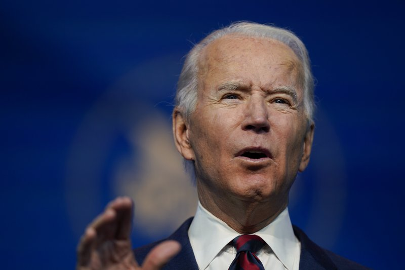 'No time to waste': Biden introduces his climate team