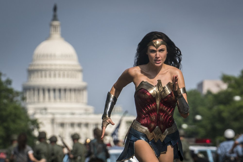'Wonder Woman 1984,' 'In The Heights' postponed due to virus