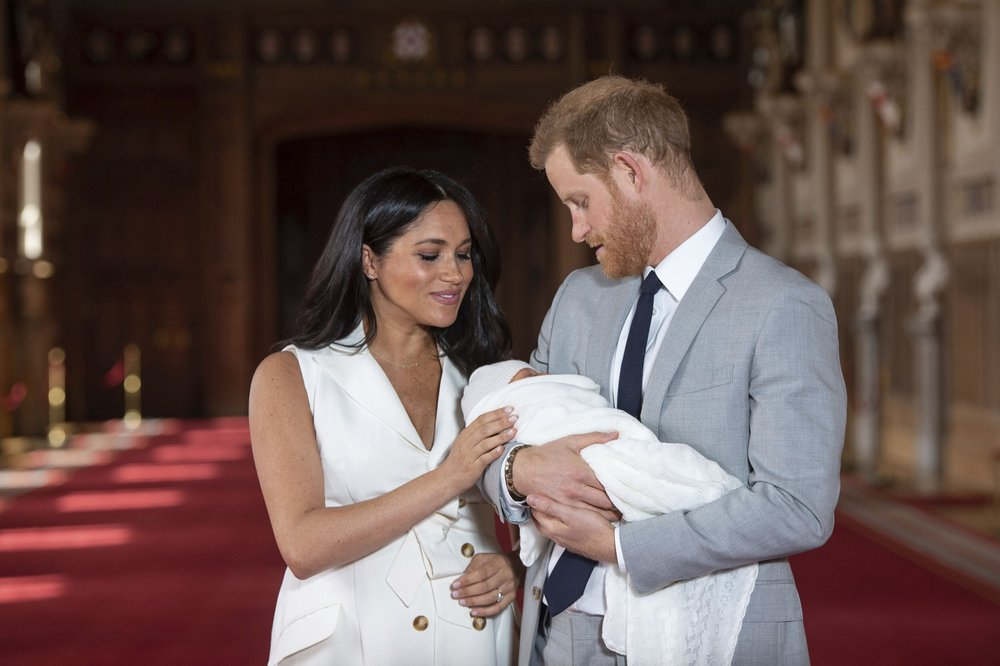 Why is Prince Harry and Meghan's son Archie not a prince?