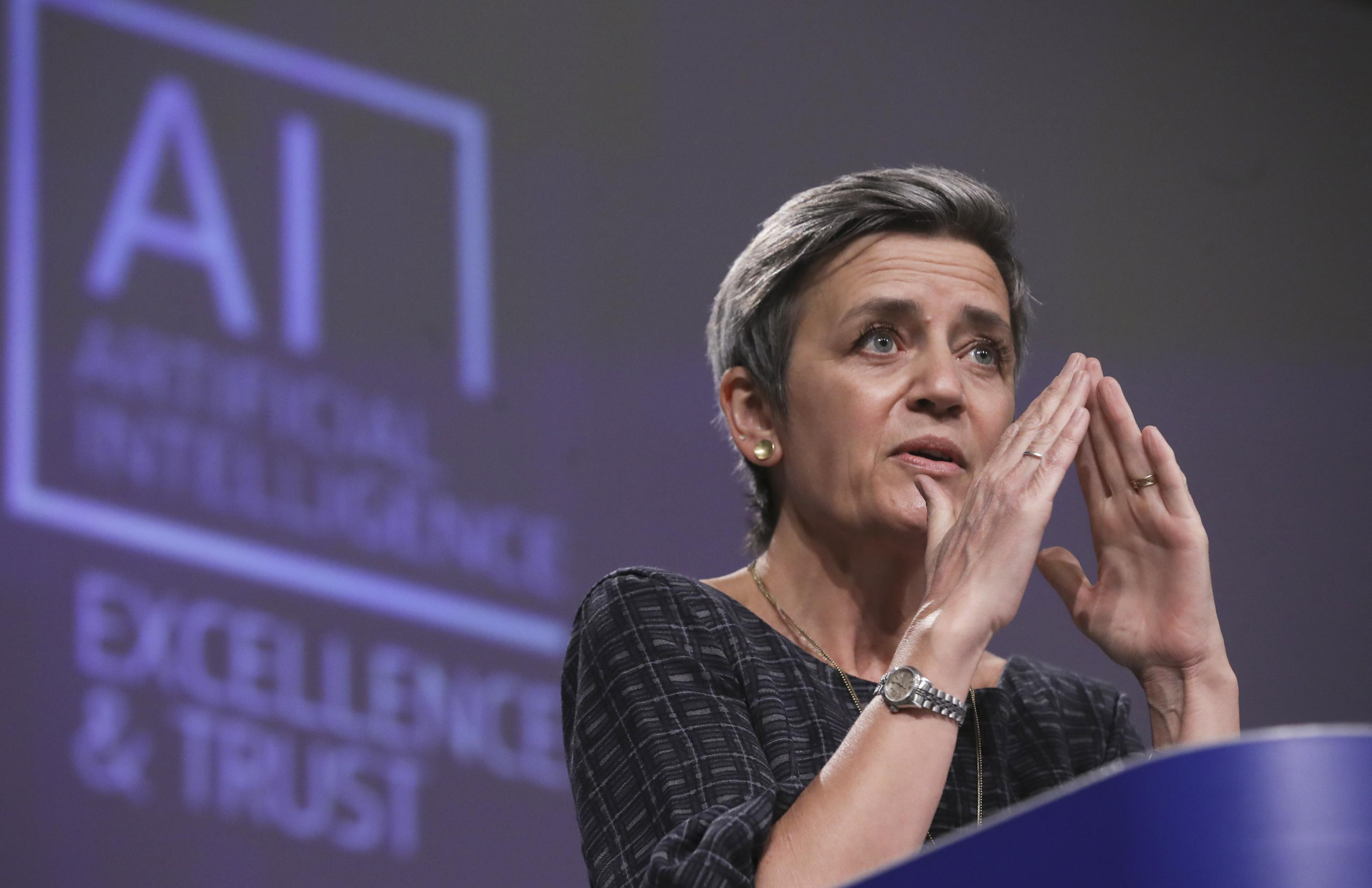 EU proposes rules for high-risk artificial intelligence uses