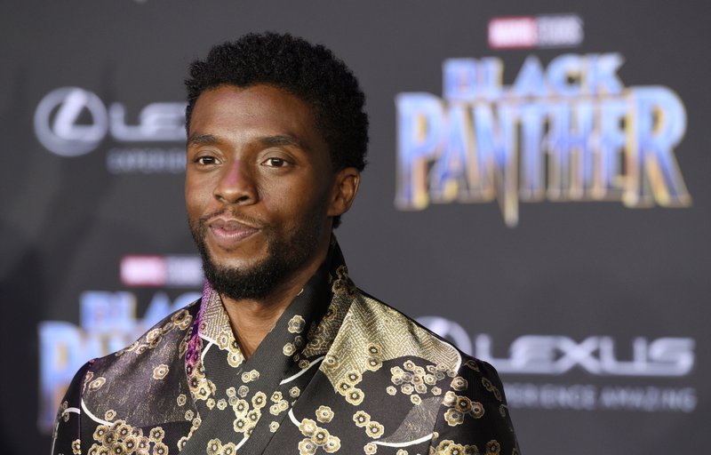 """""""Black Panther"""" Star Dead From Cancer"""