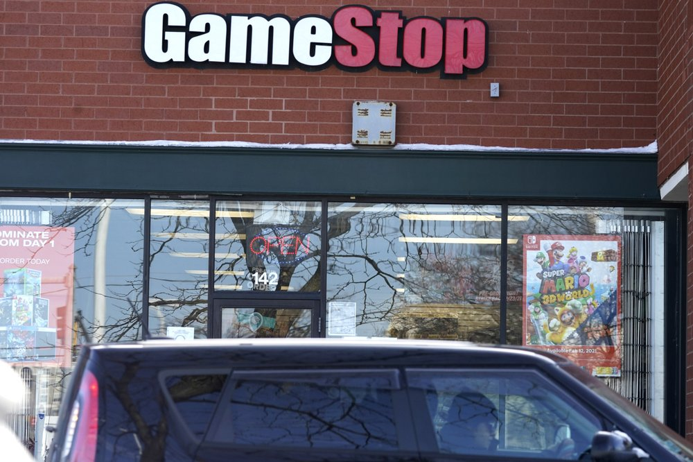 It's payback time for GameStop day traders