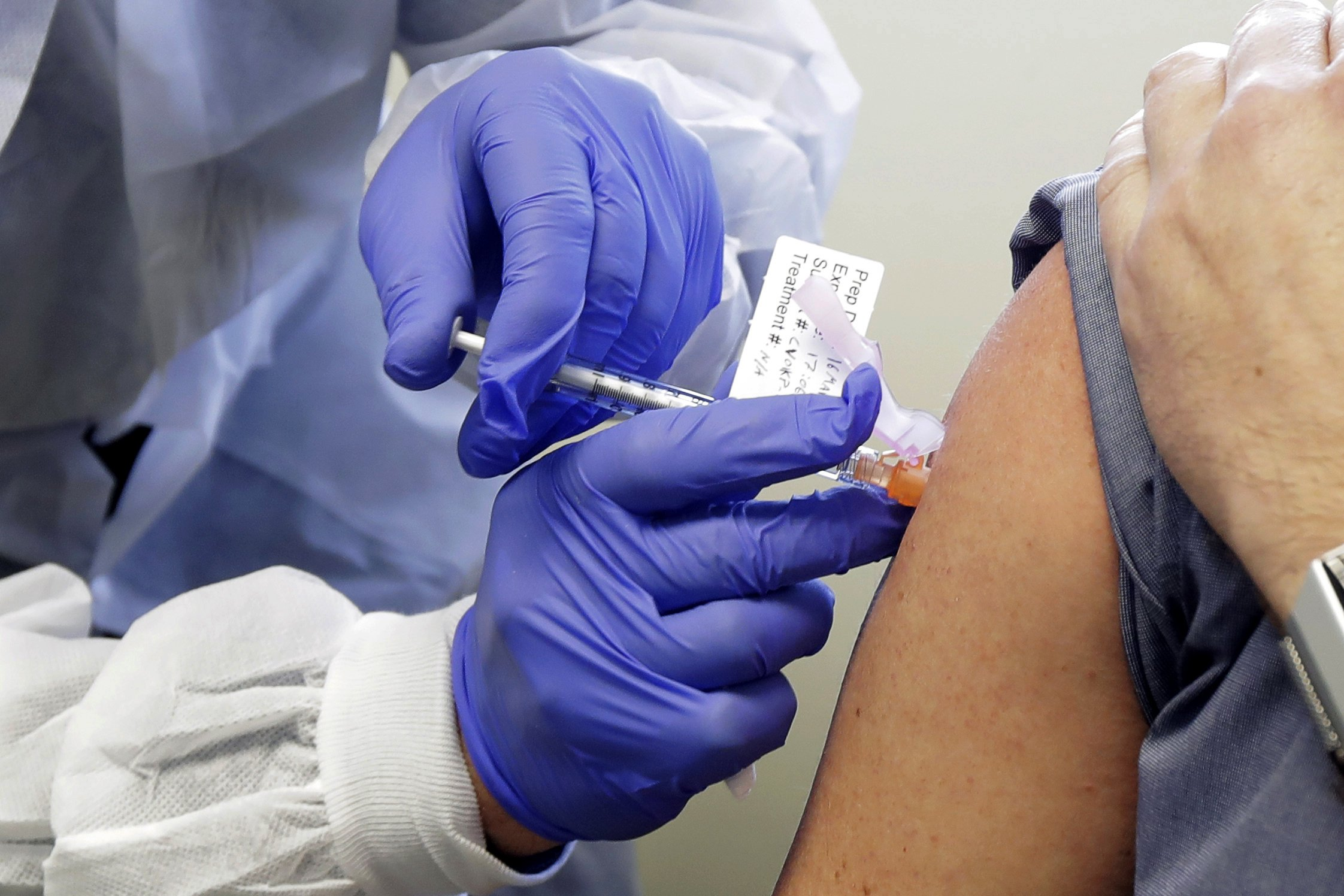 CDC panel meets Tuesday to vote on COVID-19 vaccine priority – The Associated Press