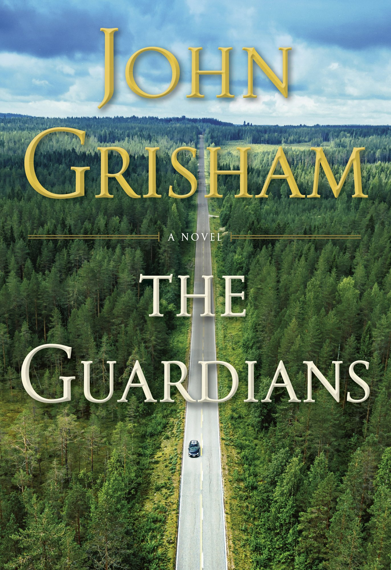 Review: Grisham's 'The Guardians' is suspenseful thriller