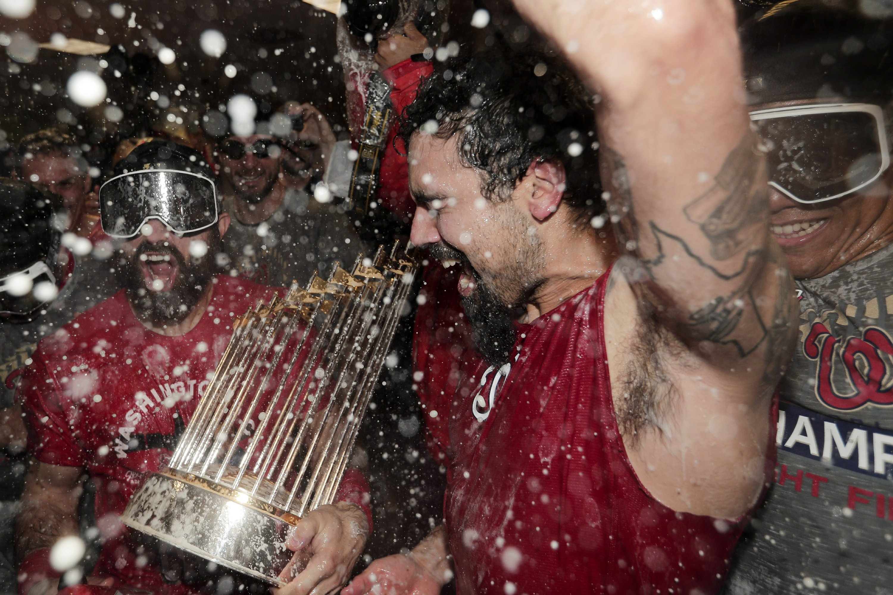 Rendon made sure when Nats were down, they were never out