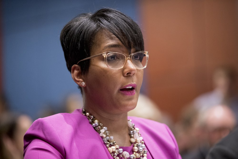 Keisha Lance Bottoms and Stacey Abrams on Joe Biden's list of  potential running mates